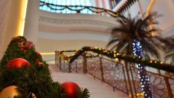 Christmas offers at Bab Al Qasr Hotel & Residences