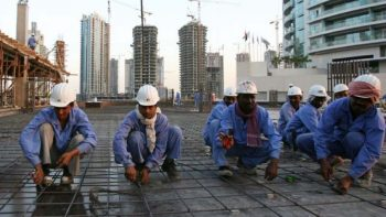 Free food, transport card for unpaid workers in Abu Dhabi