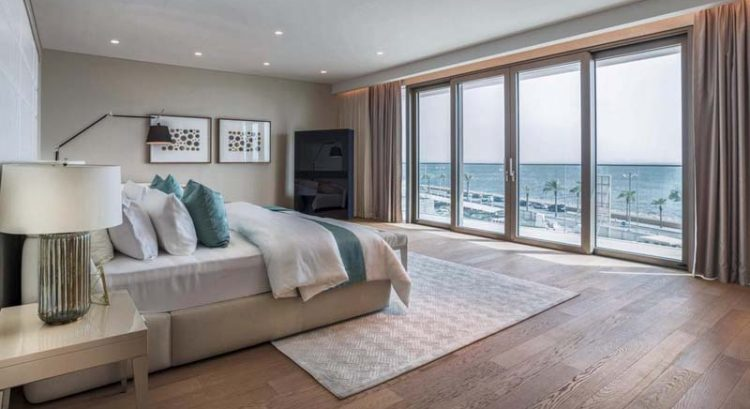 Inside Dh85 million duplex on Dubai's Palm Jumeirah