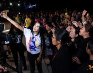 Pictures: Pinoy Winter Fest in Dubai with Mocha Uson, Mocha Girls, Wishfuls