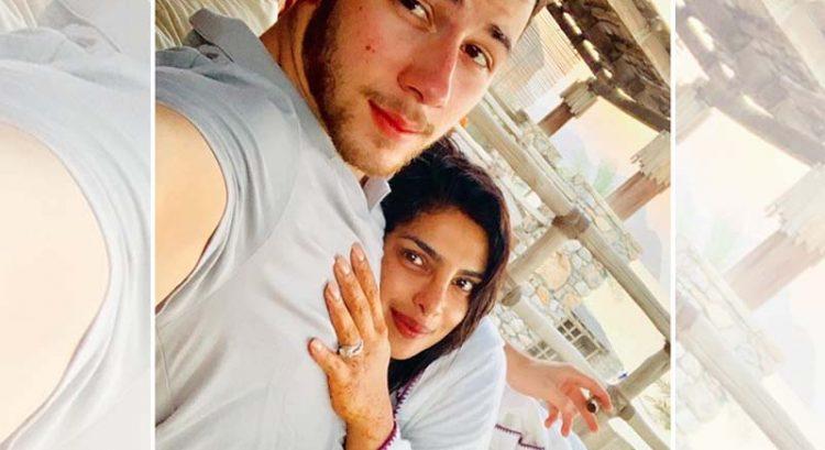 Priyanka Chopra, Nick Jonas in Oman