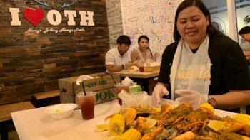 Dubai seafood 'fiesta' worth (boodle) fighting for?