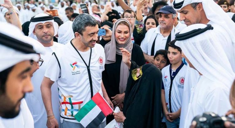 UAE declares 2019 as Year of Tolerance