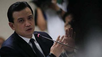 Philippines to press for travel ban against Trillanes