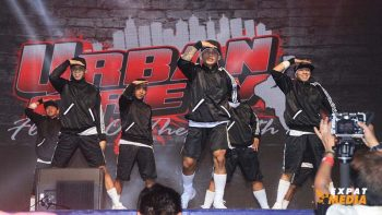 Asia's Got Talent stars Urban Crew eye return to Dubai