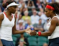 Serena Williams vs Venus at Abu Dhabi tennis championship