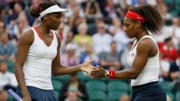 Serena Williams vs Venus at Abu Dhabi tennis championship