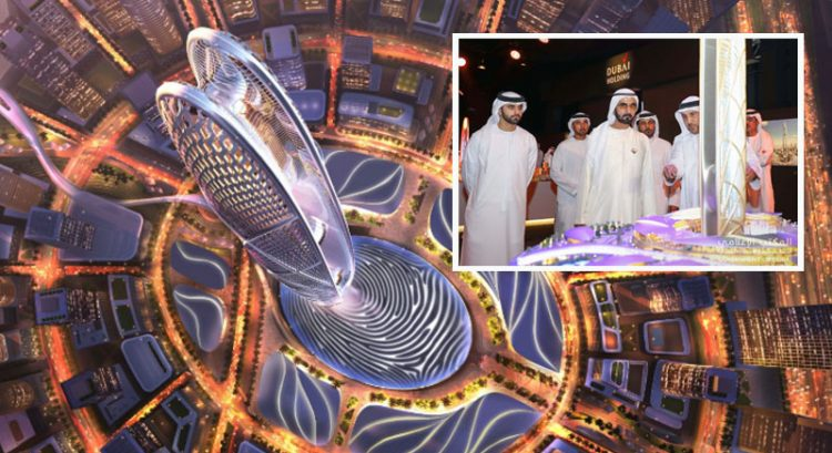 Watch: New futuristic Burj tower to rise in Dubai