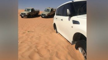 2 Emiratis lost for days in Saudi Arabia rescued
