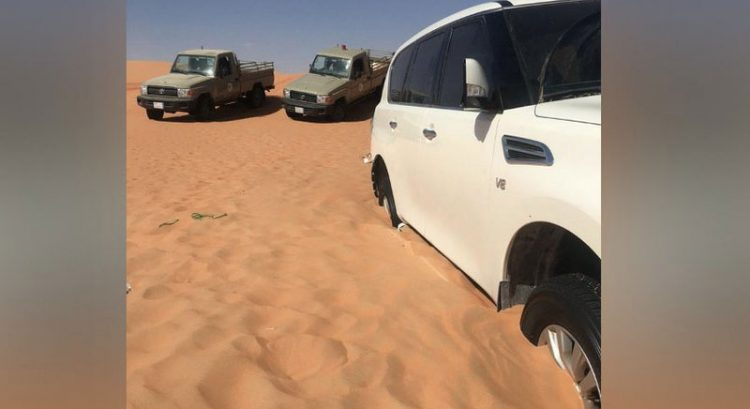 2 Emiratis lost for days in Saudi Arabia rescued