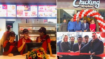 Chicking opens 2 new outlets in Netherlands
