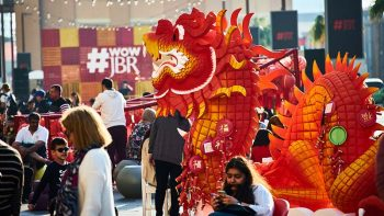 Celebrate Chinese New Year in Dubai