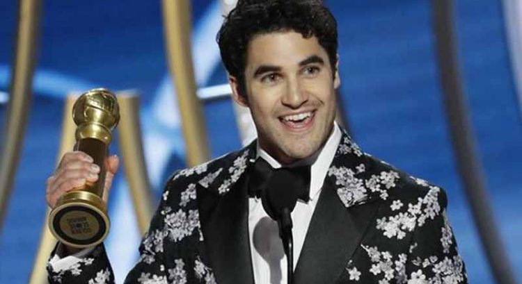 Darren Criss dedicates Golden Globes win to Filipino mother
