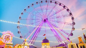 Get unlimited rides at Global Village