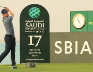 Justin Rose to continue 'dream start to season' in Saudi Arabia