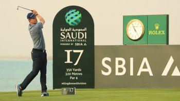 Justin Rose to continue 'dream start to season' in Saudi Arabia