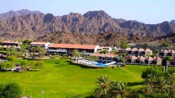 Adventure staycation at JA Hatta Fort Hotel