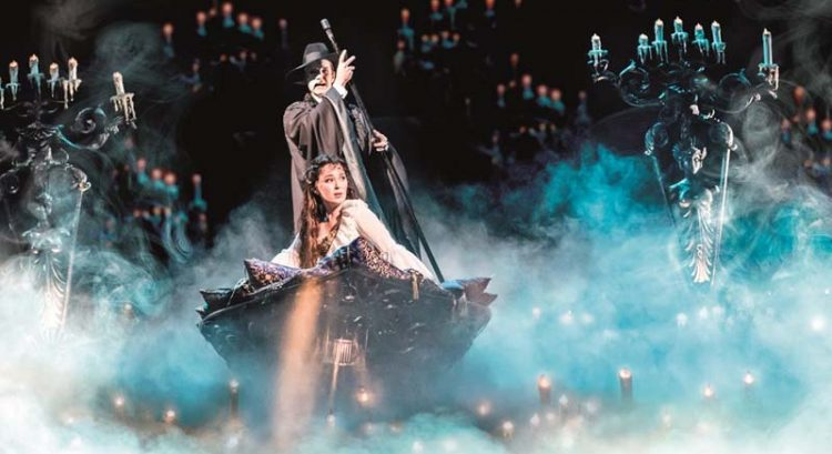 Phantom of the Opera to debut in Dubai