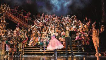 Phantom of the Opera to light up Burj Khalifa