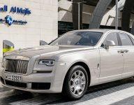 Roll like a VIP at Dubai airport
