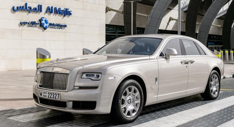 Roll like a VIP at Dubai airport