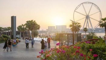 Valentine's shopping, dining deals at The Beach in Dubai