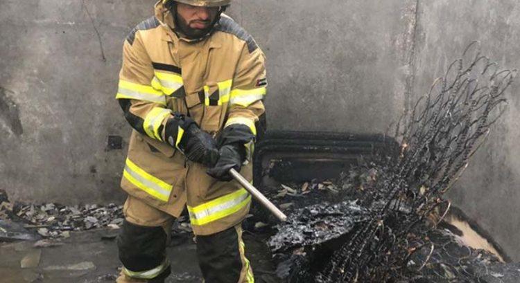 Gas explosion in Ajman café, 2 buildings on fire