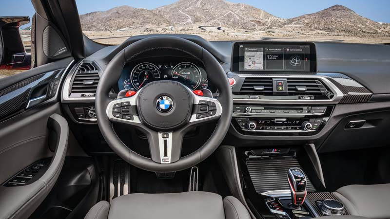 The BMW X3 M