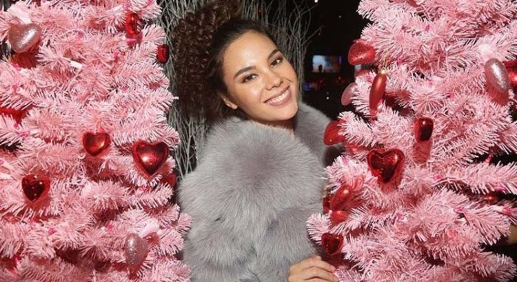Dubai designer dresses Miss Universe 2018 Catriona Gray