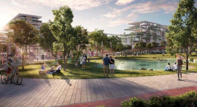 Dubai to create 'Central Park' at City Walk