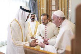 Pope Francis' visit to UAE: in pictures