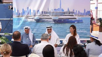 Gulf Craft's six global premieres at Dubai International Boat Show
