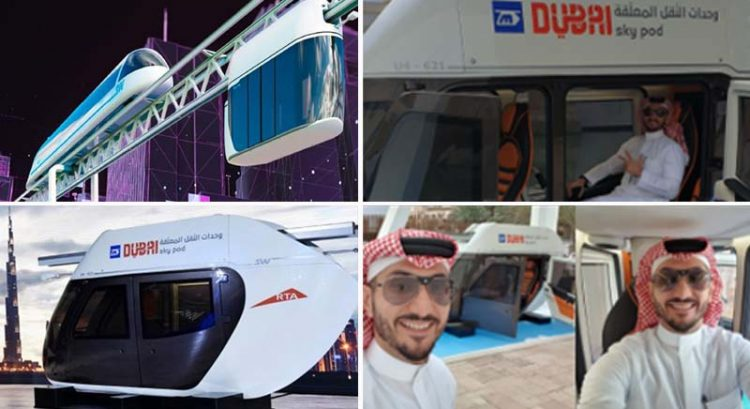 Abu Dhabi to Dubai in 15 minutes? Future UAE transport unveiled