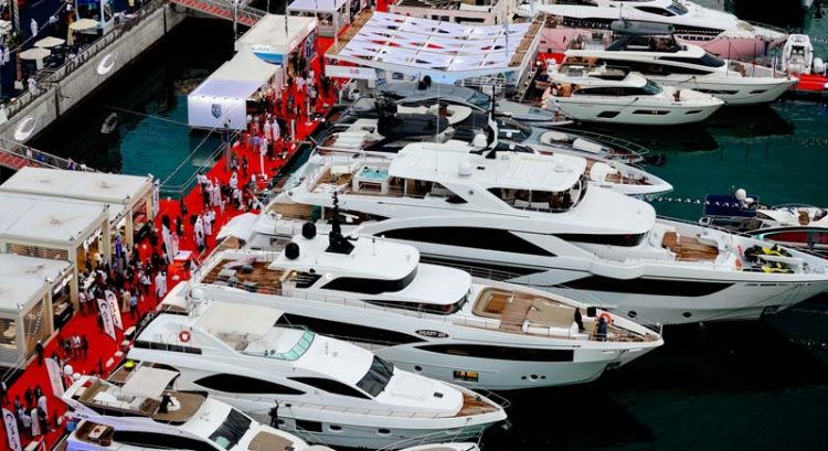 World's biggest superyachts dock in UAE