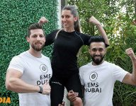 20-minute smart workout stuns Dubai