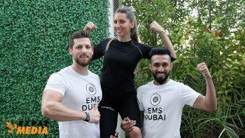 20-minute smart workout stuns Dubai