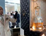 Watch: World's most expensive perfume launches in Dubai