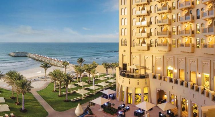 Women's Day offer at Bahi Ajman Palace