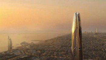 Look: UAE megaprojects and super towers in 2019