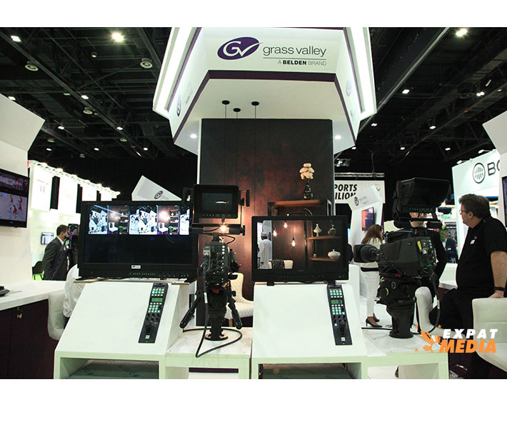At the CABSAT Content Congress at the Dubai World Trade Centre on March 12, 2019. JONATHAN YBERA/EXPAT MEDIA