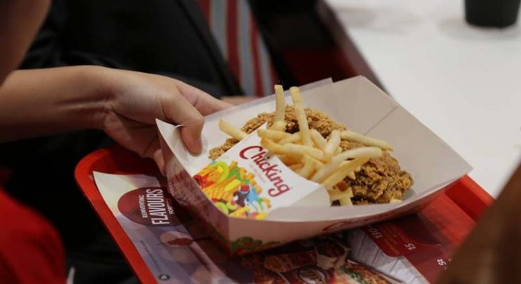 Chicking opens in Australia
