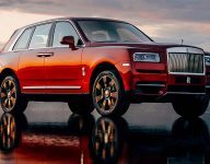 And the best luxury SUV is…