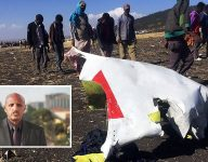 Ethiopian Airlines plane had 'flight control problems', CEO says