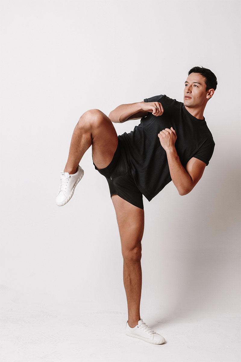 Max Fardan, a Dubai-based fitness enthusiast
