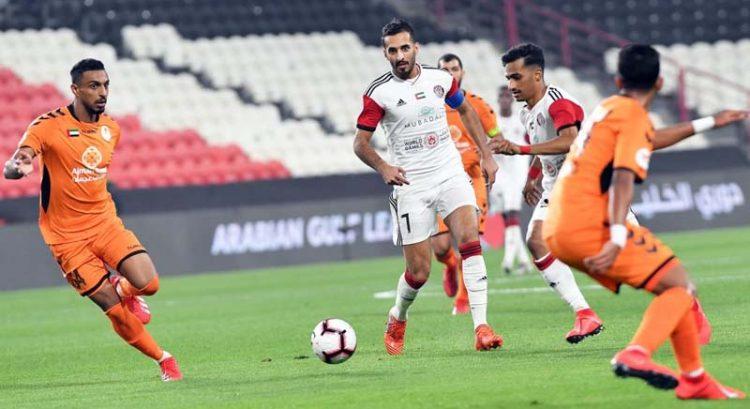 Al Jazira bounce back against Ajman in Arabian Gulf League