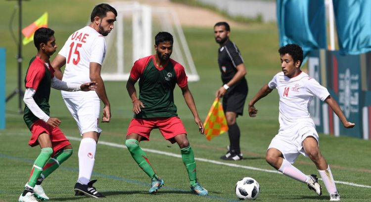 Special Olympics UAE to take on SO Spain