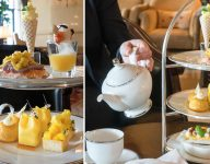 New themed afternoon tea at Shangri-La Hotel Abu Dhabi