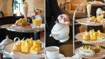 New themed afternoon tea at Shangri-La Hotel Abu Dhabi