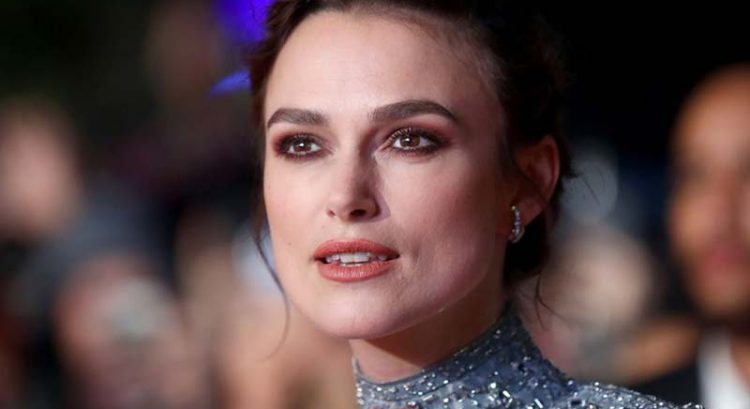 Keira Knightley on gripping drama The Aftermath