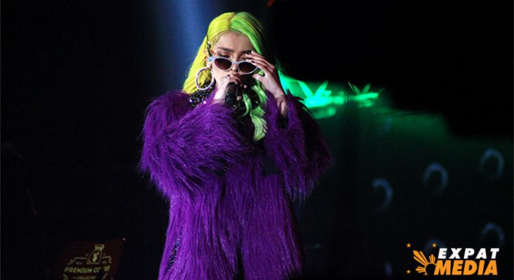 KZ Tandingan makes Dubai concert history